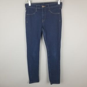 Womens H&M Skinny Jeans Ankle Mid Rise 27 6 S M HM